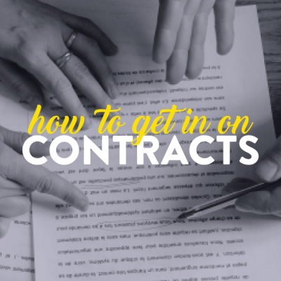 how-to-get-in-on-contracts