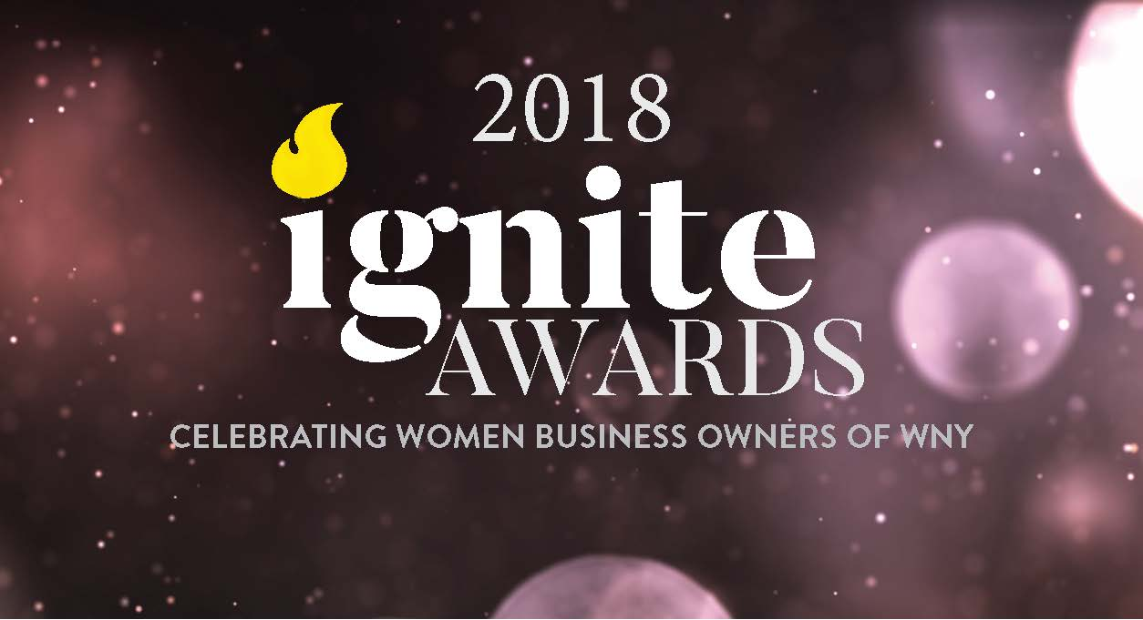 2018 ignite awards graphic