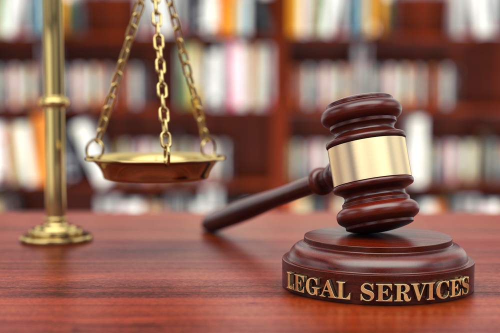 gavel - legal services