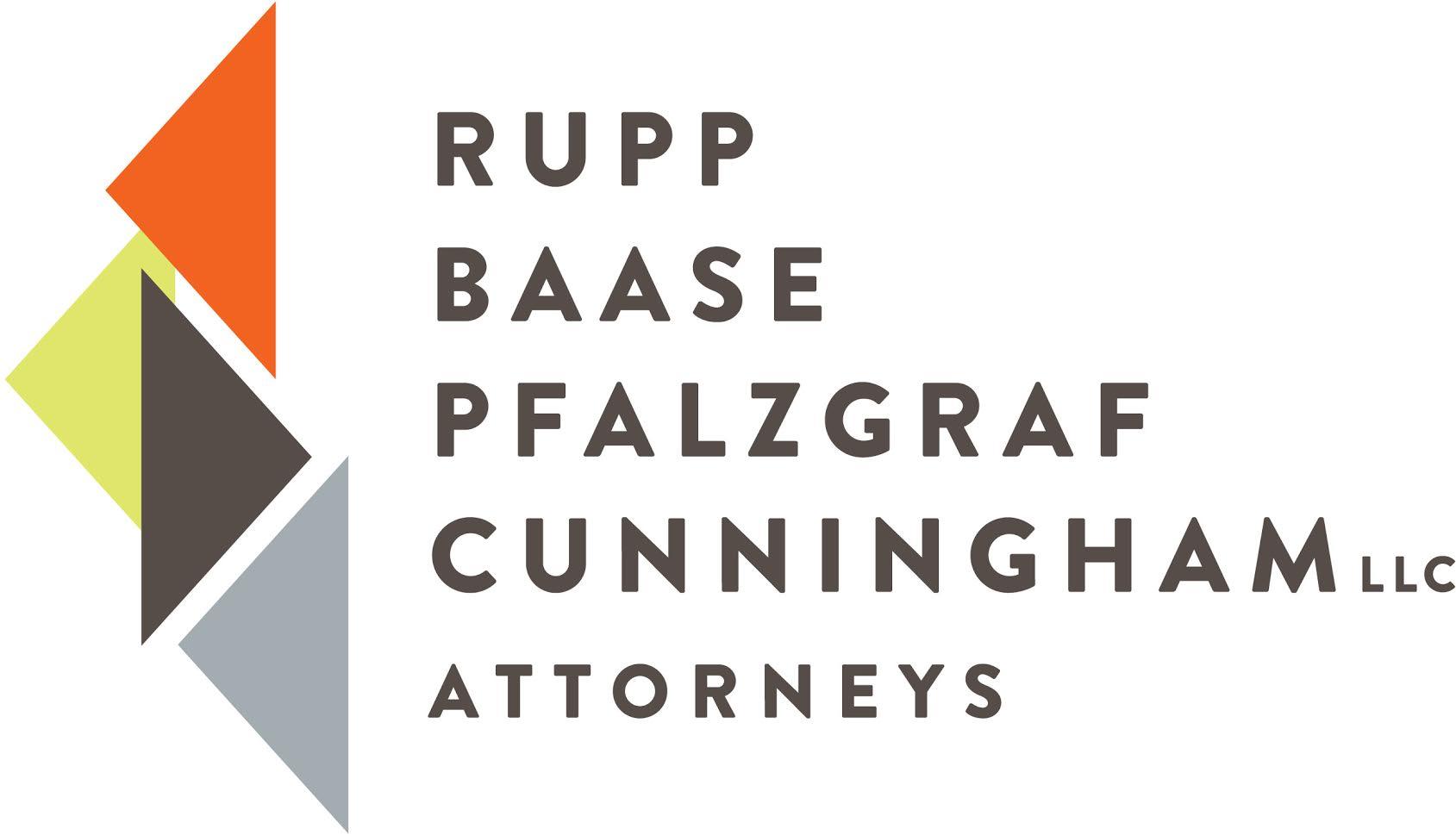 Rupp BaasePfalzgraf Cunningham Logo